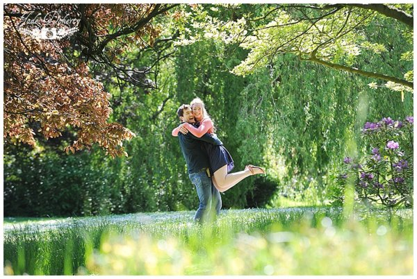 Harrogate Pre wedding Photography-Jenny & Rich