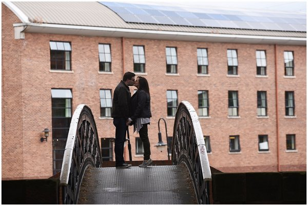 CASTLEFIELD ENGAGEMENT SHOOT / MANCHESTER WEDDING PHOTOGRAPHER