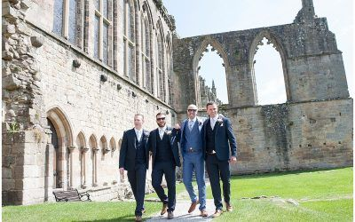BOLTON ABBEY WEDDING PHOTOGRAPHY/ SKIPTON WEDDING PHOTOGRAPHER
